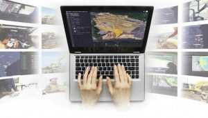 Нова інтелектуальна приладова панель Komatsu допомагає будівельникам візуалізувати прогрес на будмайданчику