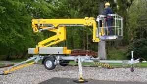 Ommelift запускає новий 15-метровий автопідйомник