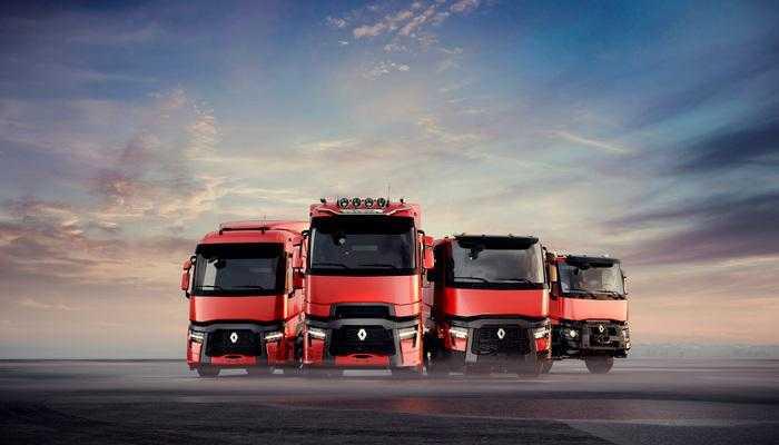 Renault Trucks оголосила дату світової прем'єри моделей Renault Т, С, К