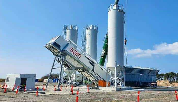 Найбільше замовлення на SBM Mineral Processing