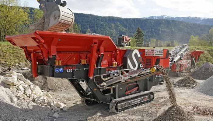 SBM представляет новые модели щековых и ударных дробилок в классе 40 тонн