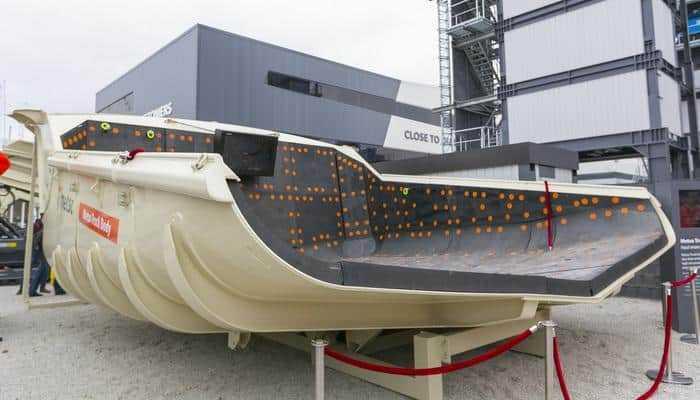 Відбулася поставка перших кар'єрних самоскидів з полегшеними кузовами Metso в регіон Центральної Європи