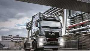 Traton зосередиться на електричних вантажівках