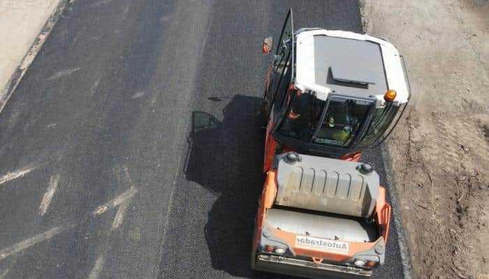 Укравтодор впервые за 50 лет ремонтирует трассу Р-67