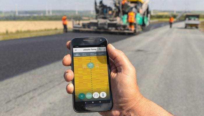 VÖGELE розширює лінійку цифрових рішень для дорожнього будівництва