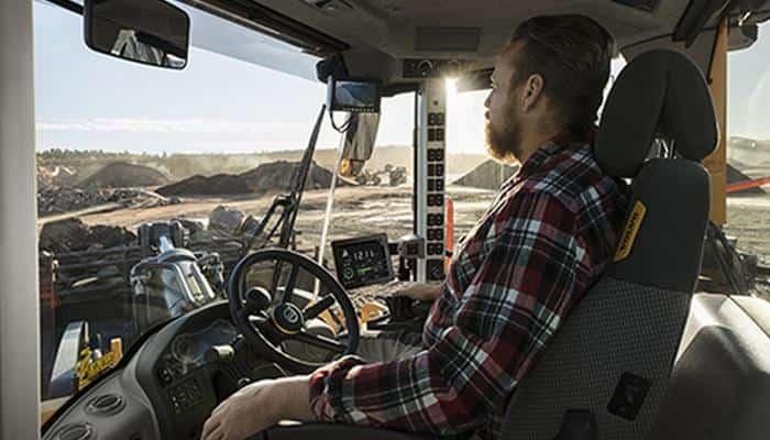 Volvo CE представила модернизированные колесные погрузчики серии H