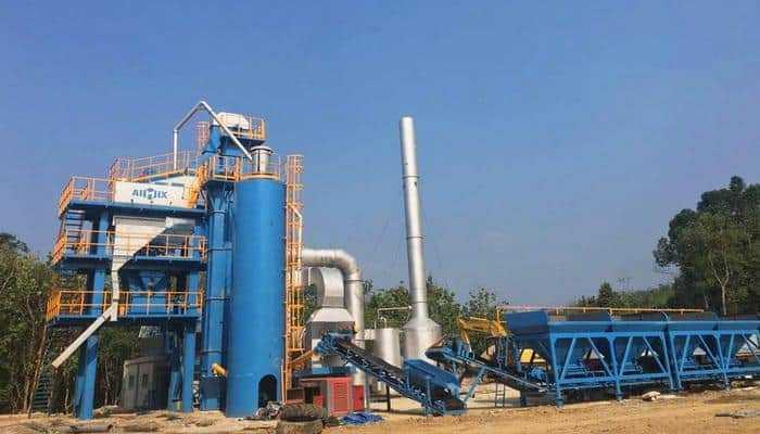 В Мариуполе хотят построить асфальтобетонный завод