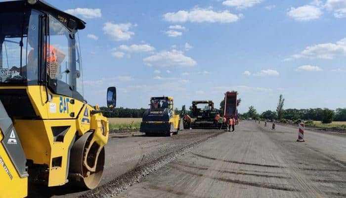 «Автомагистраль-Юг» начала ремонтировать трассу М-30