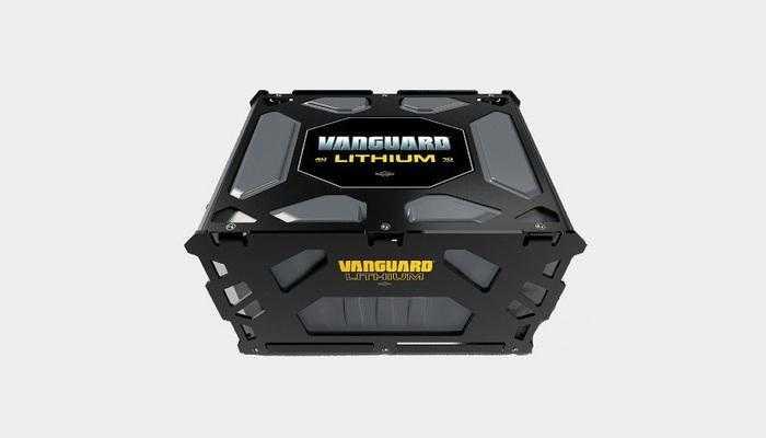 Briggs & Stratton запускає найбільший комерційний літій-іонний акумулятор в лінійці Vanguard