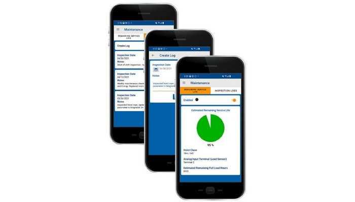 Columbus McKinnon розширює можливості віддаленого моніторингу підіймача і кранів за допомогою мобільного додатку
