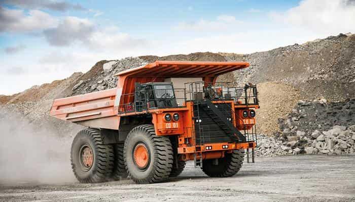 Grange Resources пополнила свой парк новейшим грузовиком Hitachi EH3500AC-3