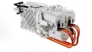 Використання трьох двигунів у поєднанні з коробкою перемикання передач I-Shift дозволило створити унікальний ходовий блок