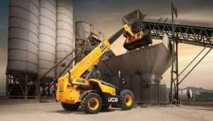 Нове обладнання JCB India Stage IV
