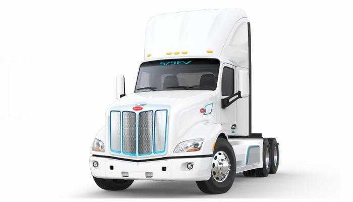 Sunbelt Rentals замовляє у Peterbilt п'ять акумуляторних електричних вантажівок