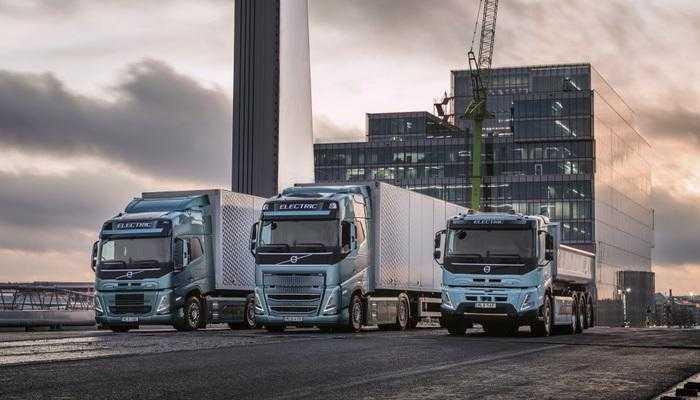 Volvo Trucks раскрыла технологические особенности новых крупнотоннажных электрогрузовиков Volvo FH, FM и FMX