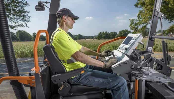 По мнению представителя Volvo CE, дорожная отрасль уверенно восстанавливает свои позиции