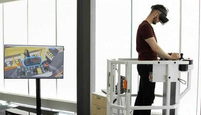 Роль виртуальной реальности в обучении операторов подъемного оборудования в постпандемическом мире
