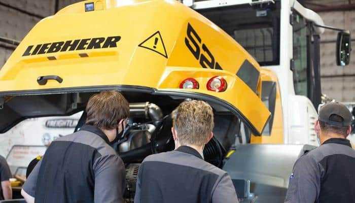 Liebherr USA Co., Advance Technical Institute створюють програму для сервісних інженерів