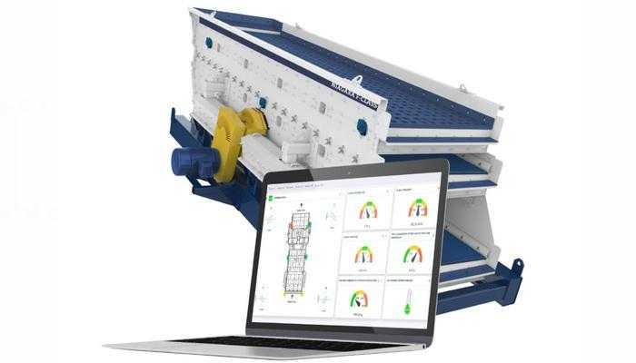 Нова технологія від Haver & Boecker Niagara використовує штучний інтелект для контролю стану грохотів.