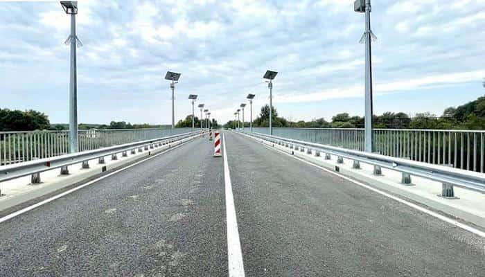 У Харківській області закінчили ремонт моста