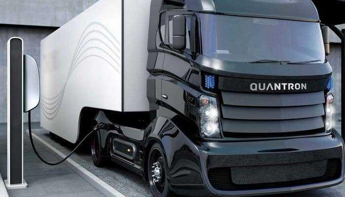Ballard Power Systems и Quantron сотрудничают в разработке электрических грузовиков на водородных топливных элементах