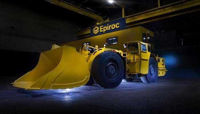 Epiroc купує виробника, по переобладнанню гірничодобувних машин на електропривод