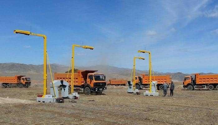 Новий сканер Loadscan для точного вимірювання обсягів на рудниках