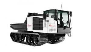 Prinoth оновлює моделі у своїй лінійці гусеничних самоскидів Panther