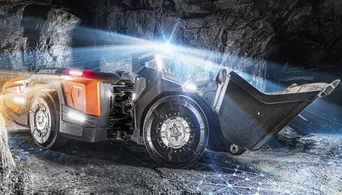 Sandvik: до 2030 року більшість наших гірничодобувних машин будуть електричними