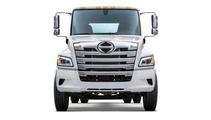 Виробництво вантажівок серії Hino 2023 класу 8 XL почнеться навесні 2022 року