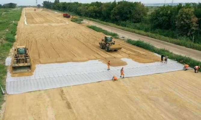 Будівництво дороги в порт Одеси перейшло на новий етап