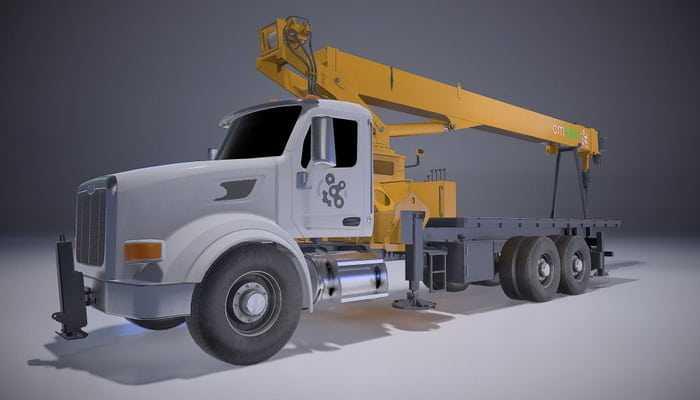 Навчальний тренажер вантажівки стане центральним елементом CM Labs на виставці Utility Expo