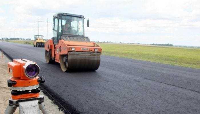 В Одеській області ремонтують дорогу біля кордону з Молдовою