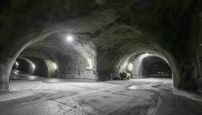 П'ять причин, через які зчленовані самоскиди Terex Trucks можна вважати відмінним вибором для складних проектів будівництва тунелів