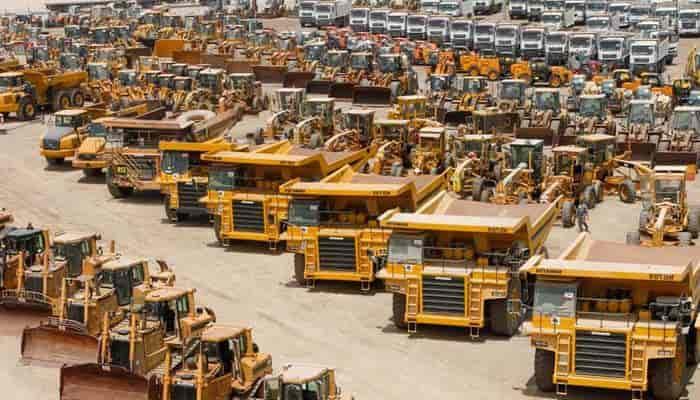 Новое или б/у? 5 преимуществ покупки тяжелой техники и грузовиков с пометкой «б/у»