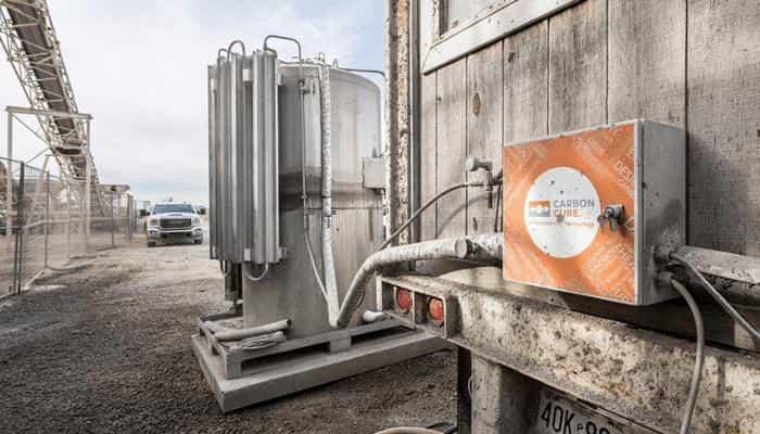 ASTEC сотрудничает с CarbonCure, чтобы предложить экологичное решение для производства бетона