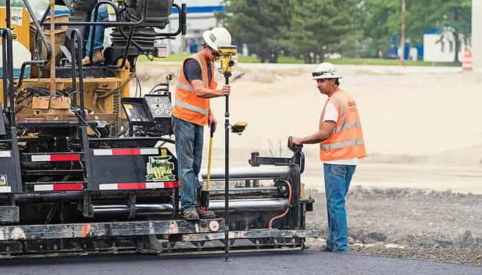 Інтелектуальні системи контролю на службі у дорожніх будівельників