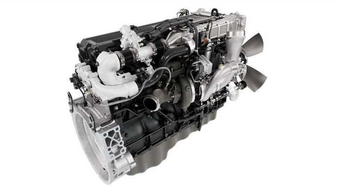 Оновлений двигун Navistar економить паливо до 10%