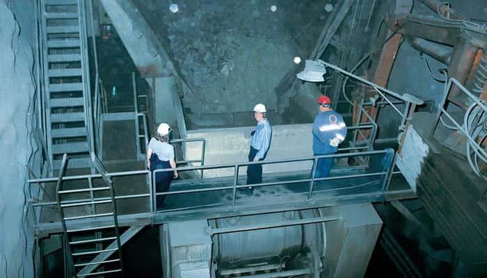 Первая щековая дробилка Nordberg® C200™, установленная шахте Pyhäsalmi, исправно работает уже не один десяток лет