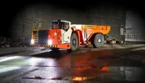 Sandvik модернізує шахтні самоскиди Toro TH320 і TH330