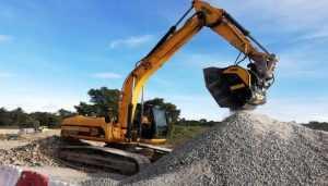 У місті Нім, Франція проект з будівництва 745 нових житлових будинків