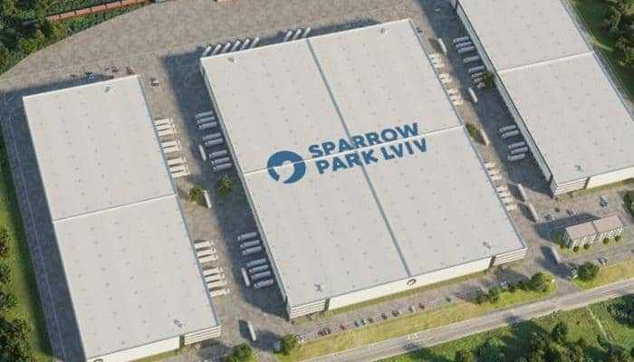 «Спарроу Кепітал» приступила у Львові до будівництва індустріального парку