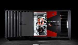Силова установка Ecosilence 3 від компанії Aquajet